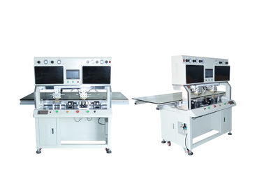 Double Head Big Size Lcd Repair Bonding Machine For FPC Fog Cof Tab Cog