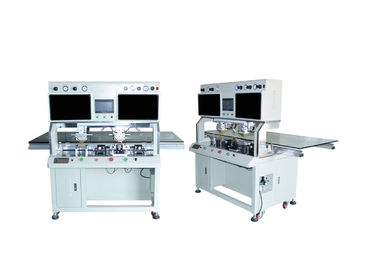 Fast Bonding Time LCD Bonding Machine PLC Control System Excellent Thermal Stability