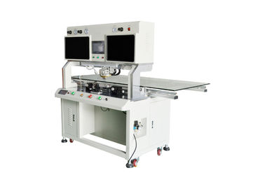 Fast Bonding Time LCD Screen Repair Machine PLC Control System Excellent Thermal Stability